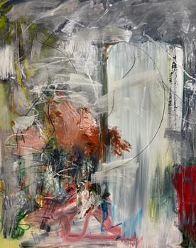 Oil on canvas 155 x 120 cm 2021