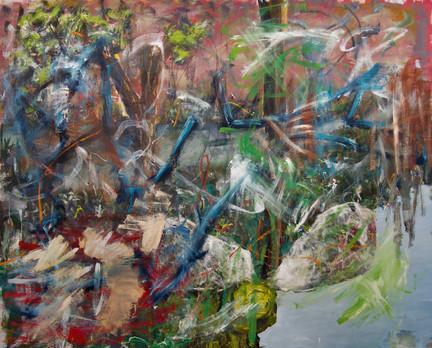 Oil on canvas 200 x 240 cm 2021
