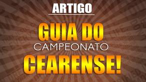 GUIA DO CAMPEONATO CEARENSE