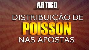 Distribuição de Poisson nas Apostas