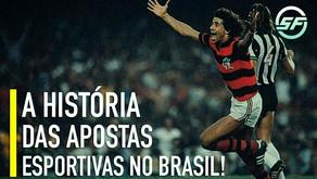 A História das Apostas Esportivas no Brasil: um breve resumo sobre o antigo cenário e também o atual