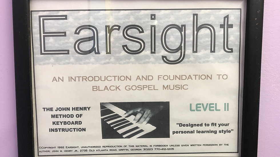 The John Henry Method of Keyboard Instruction Level II