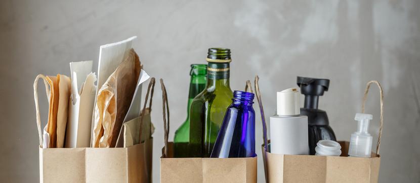 5 primeiros passos para começar a reciclar!