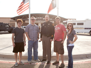 Lubbock Sheriff Department Campaign
