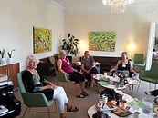 Rikke Thor har været tilknyttet som sexolog på Dallund og nu REHPA i Nyborg - kræftrehabilitering - siden 2010. Hun har stor erfaring i at undervise borgere i grupper omkring sygdomme og medicins indvirkninger på seksualitet, intimitet, krop og parforhold. Rikke undervise rogså i en del andre kommuner på rehabiliteringskurser for borgere medkroniske sygdomme og kræft. Rikke underviser også i mange patientforeninger i hvordan netop denne sygdom kan indvirke på seksualiteten, fx hjerteforeningen, lungeforeningen, foreningen for unge og kræft, PROPA, brystkræftforeningen DBO, Ehlers Danlos foreningen, nyreforeningen mm.