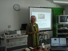 Undervisning af fagpersoner, udviklingshæmmede, Grønland, Illulissat, simultantolk til grøndlandsk