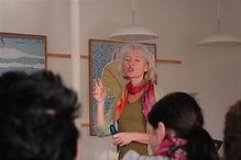 Rikke Thor har bred erfaring med at undervise på special efterskoler, her på Ærø efterskole, hvor hun er kommet i mange år. Det samme med Klintebjerg efterskole, hvor hun komme rhvert år og har gjort det i mange år.