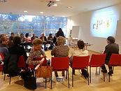 """Foredrag på National Konference for Seksuel Sundhed i Nyborg 2014. Foredragene handler mget om berøring og intimitet og ikke kun om """"sex med hinanden"""". Når mn komme rop i alderen eller får kroniske sygdomme eller kræft, bliver intimiteten og seksualiteten ofte udfordret. Sundhedsprofessionelle taler ofte ikke om seksualitet, der herske rofte et """"tovejstabu"""" hvor sundhedspersonen ikke vil tale om det for ikke at gå over patientens grænser, og modsat så taler patienten heller ikke om det, for ikke at støde sygeplejepersonalet. På den måde taler ingen om emnet."""