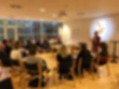 Rikke Thor underviser på National konference om seksualitet