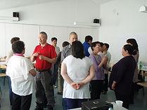 Undervisning af fagpersoner, udviklingshæmmede, Grønland, Illulissat