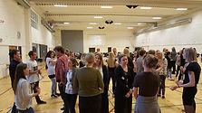 Horsens sygeplejeskole temadag om kræft og seksualitet, aktivevurderingsøvelser og dialog i undervisningen