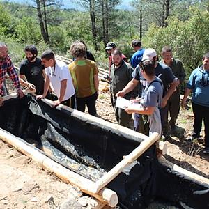 Curs Joves Treballadors Forestals - Talarn