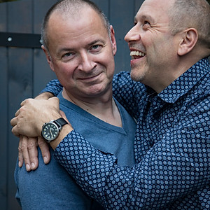 Engagement Ralf & Jürgen