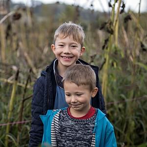 Logan & Sebastian