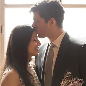 Radha and Dimitri