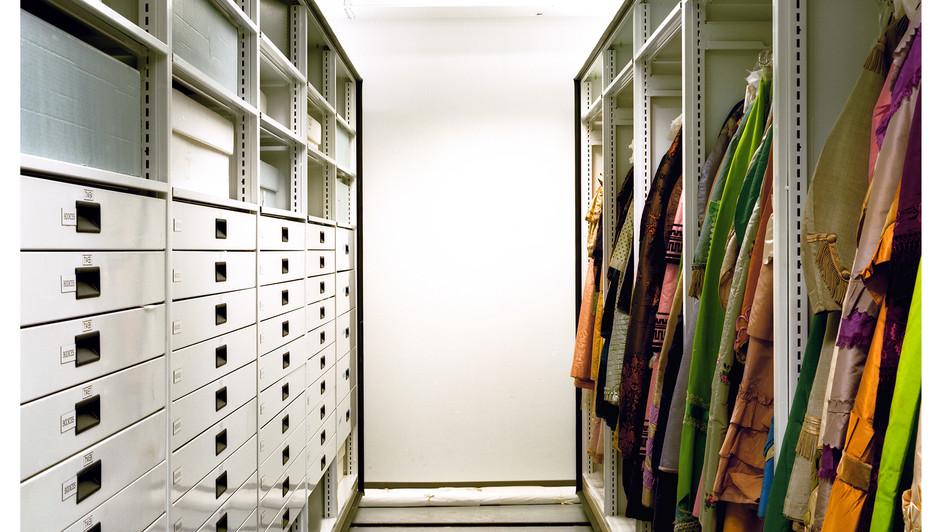 MCNY Clothing Storage