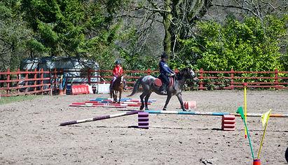 Pentre Riding Stables lesson 1.jpeg
