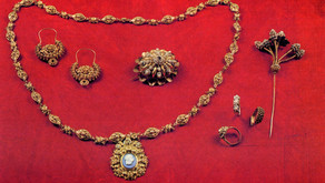 History of filigree jewellery and accessories in Dalmatian folklore