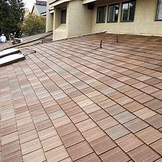 DaVinci synthetic roof