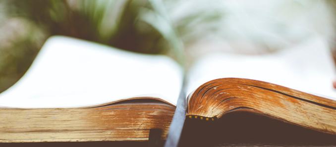 Escola Bíblica: Como Ler a Bíblia