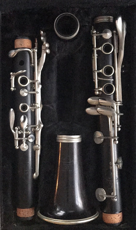 Buffet R13 A Clarinet #16611x