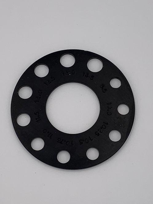 Preowned Circle Type Cane Diameter Gauge