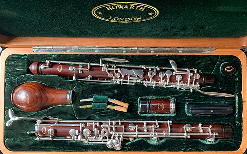 Howarth XL VT Cocobolo English Horn
