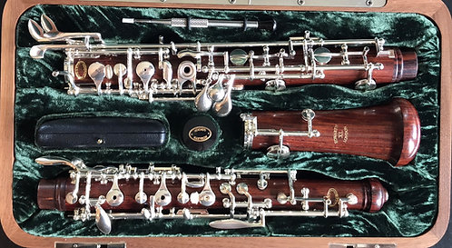 Howarth XL Oboe with VT Lined Top, Cocobolo
