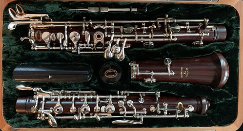 Preowned Howarth XL Cocobolo VT Oboe #851x