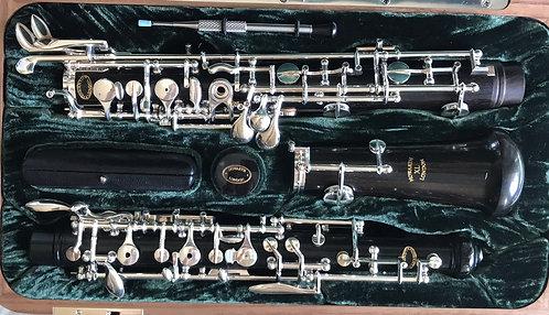 Howarth XL Oboe, Ebonite top