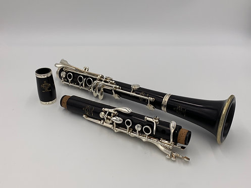 Buffet R13 Silver Plated Clarinet in A