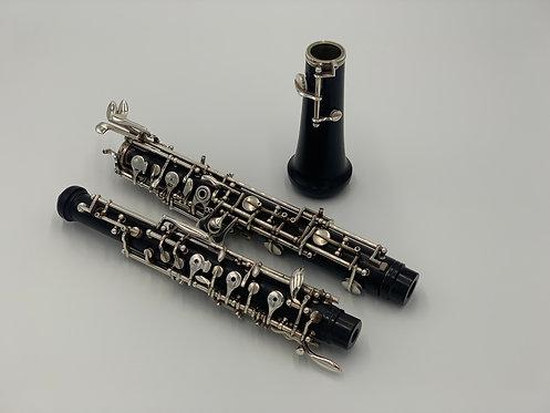 Preowned Howarth XL Grenadilla Oboe,#717x