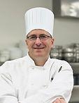 Chef-kok met Bril