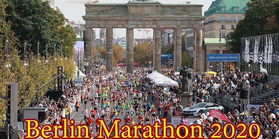 Berlin Marathon 2020 (เบอร์ลิน มาราธอน)