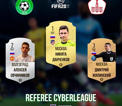 Referee Cyberleague