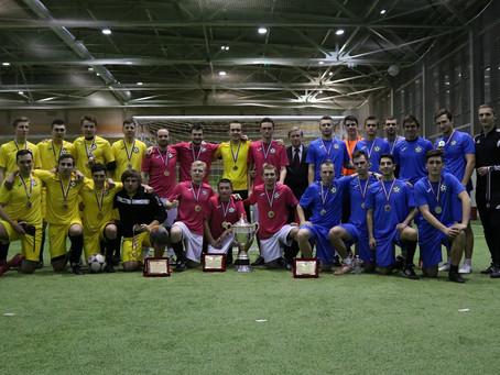 Состоялся футбольный турнир среди бригад МКСФ