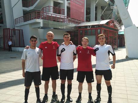 """Максим Селезнев: """"Надеюсь, мы в скором времени вернемся на футбольные поля Москвы"""""""
