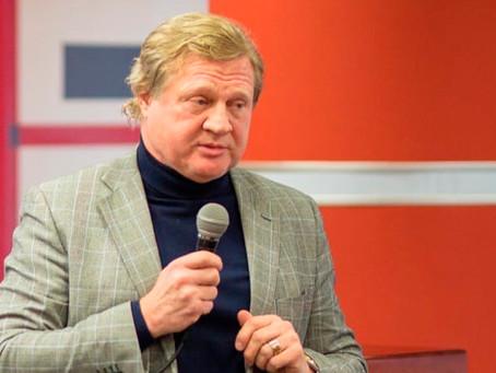 Поздравляем с 65-летием Валерия Ивановича Шавейко!