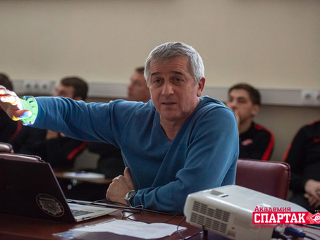 Интервью с председателем МКСФ - Французовым Сергеем Алексеевичем