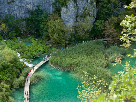 Croatia - Plitvička Jezera