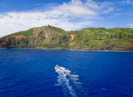 Pitcairn Island, Tahiti & The Mutiny of the Bounty