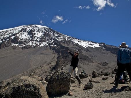 Conquering Kilimanjaro - Day 6