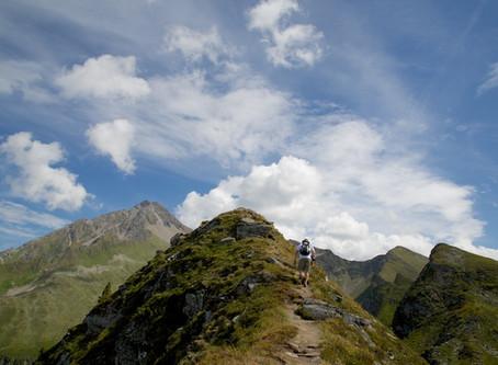 Austria - Hiking in Mayrhofen