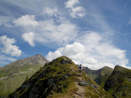 Austria - Hiking in Mayrhofen