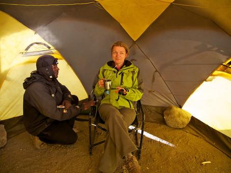 Conquering Kilimanjaro - Day 3