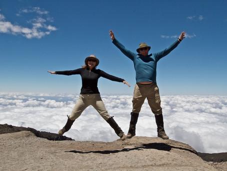 Conquering Kilimanjaro - Day 5