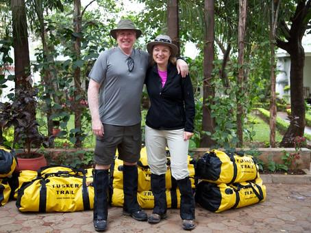 Conquering Kilimanjaro - Day 1