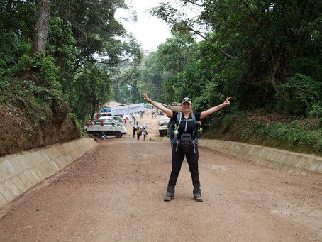 Conquering Kilimanjaro - Last Day