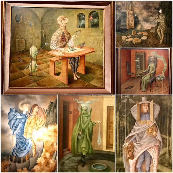 REMEDIOS VARO - MUSEO DE ARTE MODERNO
