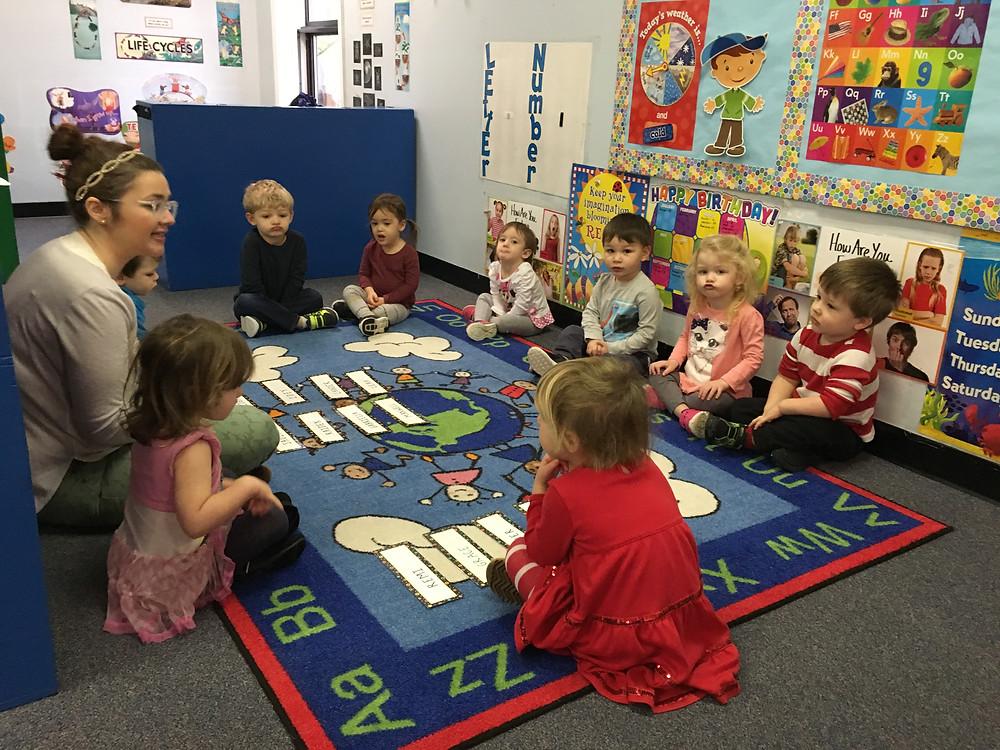 Tots' Landing Daycare & Preschool in Lexington, KY